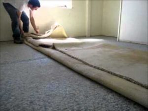 Green Guys Junk Removal does carpet removal in Venice FL